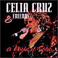 Celia Cruz and friends album cover