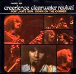 Down on the Corner - Fortunate Son single cover