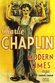 Modern Times movie DVD cover