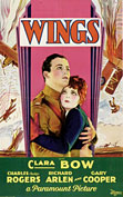Wings movie DVD cover