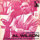 The Snake by Al Wilson record sleve
