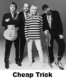 rock band Cheap Trick