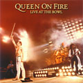 Queen on Fire - Live at the Bowl CD cover