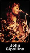 guitarist for Quicksilver Messenger Service John Cipollina