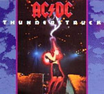 Thunderstruck - single cover
