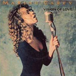 Vision of Love - single cover