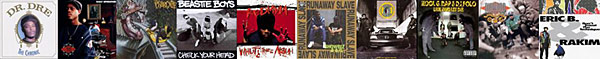 rap albums 1992