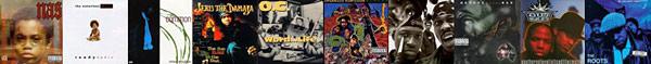 rap albums 1994