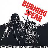 Marcus Garvey album cover