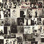 Exile On Main Street record album cover