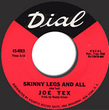Skinny Legs and All album by Joe Tex