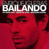 Enrique Iglesias Bailando single cover