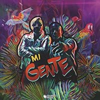 Mi gente by J Balvin feat. Willy William single cover