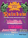 Monsters Of Rock 1980 poster