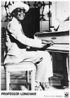 rock pianist Professor Longhair