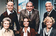 Mary Tyler Moore Show television show cast photo