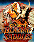 Blazing Saddles DVD