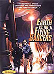 Earth vs The Flying Saucers movie DVD cover