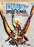 Heavy Metal movie poster art
