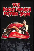 The Rocky Horror Picture Show movie poster art
