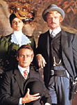 Butch Cassidy and the Sundance Kid movie scene