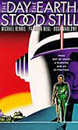 The Day The Earth Stood Still movie DVD cover