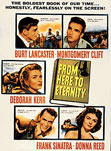 From Here to Eternity movie DVD cover