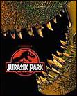 Jurassic Park movie DVD cover