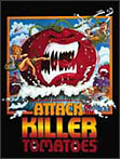 Attack of the Killer Tomatoes movie poster art