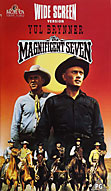 The Magnificent Seven movie DVD cover