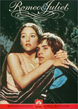 Romeo and Juliet movie DVD cover