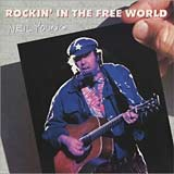 Rockin' in the Free World - Neil Young single cover