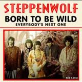 Born to Be Wild - Steppenwolf single cover