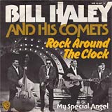 Rock Around The Clock - Bill Haley & His Comets single cover