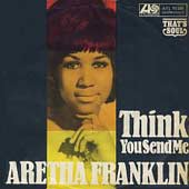 Think Aretha Franklin single cover