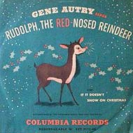 Rudolph, the Red-Nosed Reindeer by Gene Autry