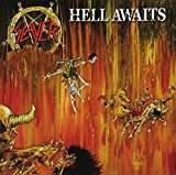 Slayer - Hell Awaits album cover