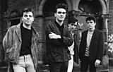 indie band The Smiths