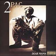 Dear Mama by 2pac single cover