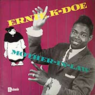 Mother-In-Law by Ernie K-Doe single cover