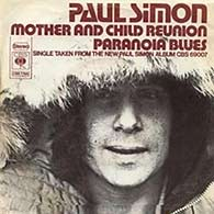 Mother and Child Reunion by Paul Simon single cover