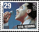Otis Redding postage stamp