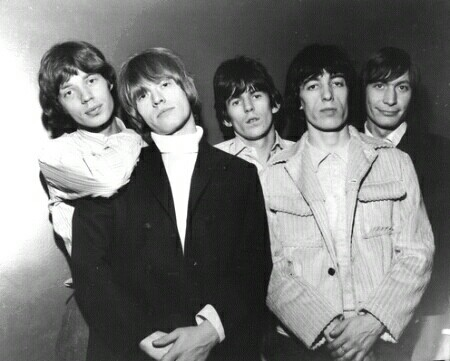 Rolling Stones mid 1960s