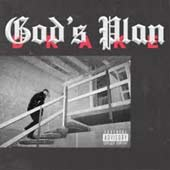 God's Plan single cover