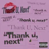 Thank U, Next single cover