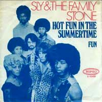 Hot Fun in the Summertime single cover