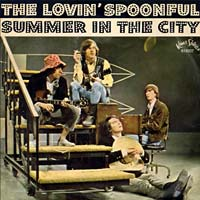 Summer in the City single cover