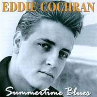 Summertime Blues single cover
