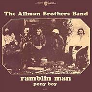 Ramblin Man single cover