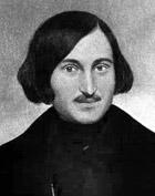 author Nikolai Gogol